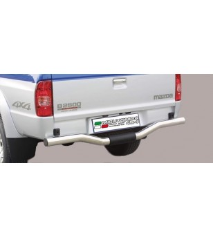 Mazda B2500 2003-2006 Rear Protection - PP1/99/IX - Rearbar / Opstap - Unspecified