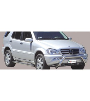Mercedes ML 2002-2005 Super Bar - SB/135/IX - Bullbar / Lightbar / Bumperbar - Unspecified