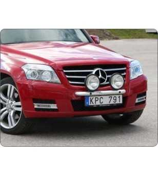 GLK 09- Q-Light/2 - Q900165 - Bullbar / Lightbar / Bumperbar - QPAX Q-Light
