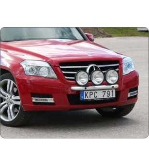 GLK 09- Q-Light/3 - Q900164 - Bullbar / Lightbar / Bumperbar - QPAX Q-Light