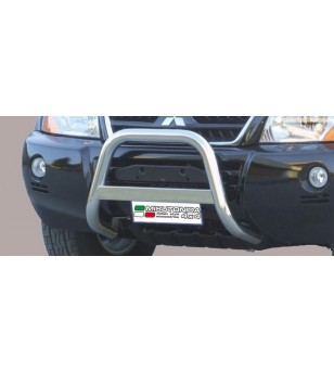 Mitsubishi Pajero 2.5/3.2TDI 2003 Medium Bar - MED/140/IX - Bullbar / Lightbar / Bumperbar - Unspecified