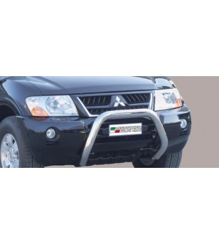 Mitsubishi Pajero 2.5/3.2TDI 2003 Super Bar - SB/140/IX - Bullbar / Lightbar / Bumperbar - Unspecified