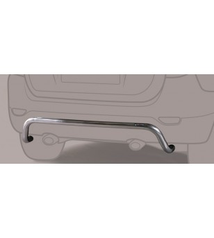Mitsubishi Pinin 1999- Rear Protection - PP1/116/IX - Rearbar / Opstap - Unspecified