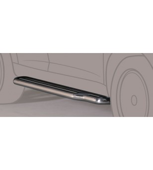 Nissan King Cab 1998-2001 Simple Cab Side Steps - P/85/IX - Sidebar / Sidestep - Unspecified - Verstralershop