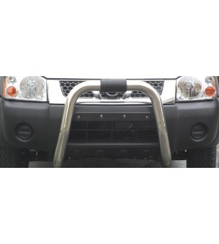 Nissan King Cab 2002-2005 Big Bar - BIG/1320/IX - Bullbar / Lightbar / Bumperbar - Unspecified - Verstralershop