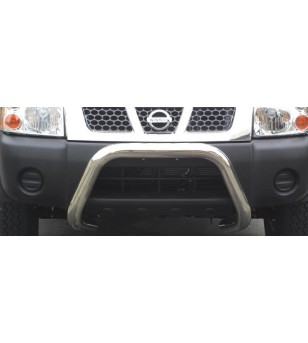 Nissan King Cab 2002-2005 Super Bar - SB/132/IX - Bullbar / Lightbar / Bumperbar - Unspecified