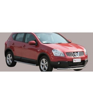 Nissan Qashqai 07-09 Large Bar - LARGE/203/IX - Bullbar / Lightbar / Bumperbar - Unspecified