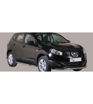 Nissan Qashqai 10- Large Bar - LARGE/265/IX - Bullbar / Lightbar / Bumperbar - Unspecified