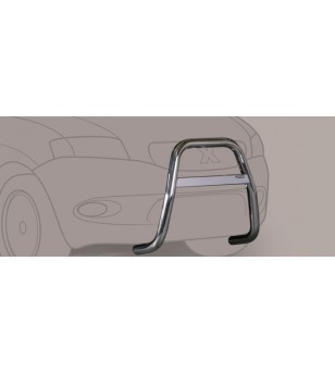 Nissan X-Trail 2004-2007 High Medium Bar - MA/145/IX - Bullbar / Lightbar / Bumperbar - Unspecified