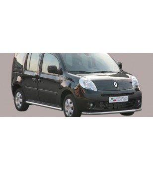 Renault Kangoo 2008- Large Bar - LARGE/232/IX - Bullbar / Lightbar / Bumperbar - Unspecified