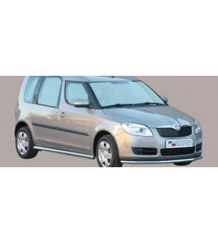 Skoda Roomster 2007- Large Bar - LARGE/234/IX - Bullbar / Lightbar / Bumperbar - Unspecified