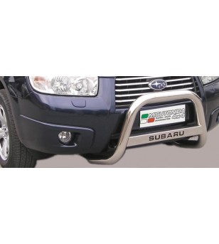 Subaru Forester 2006-2007 Medium Bar inscripted - MED/K/182/IX - Bullbar / Lightbar / Bumperbar - Unspecified