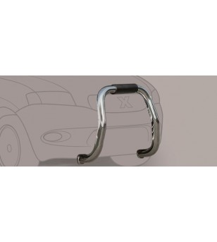 Toyota Hilux 1989-1997 Big Bar Extra Cab Balestre version