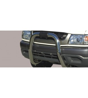 Toyota Hilux 2001-2005 Big Bar