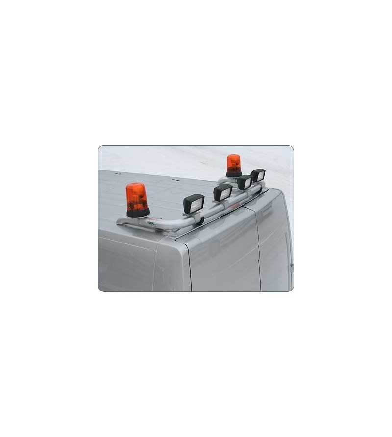 Master 10- T-Rack H2 rear - TB90039 - Roofbar / Roofrails - QPAX T-Rack