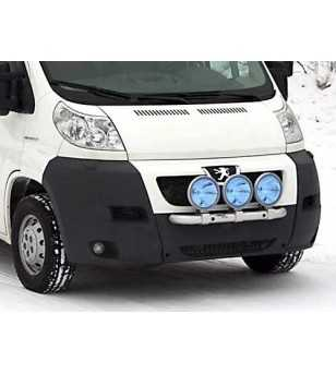 Ducato 07-14 Q-Light - Q900070 - Bullbar / Lightbar / Bumperbar - QPAX Q-Light