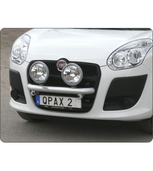 Fiat Doblo 2011- Q-Light/2 lightbar - Q900213 - Bullbar / Lightbar / Bumperbar - QPAX Q-Light - Verstralershop