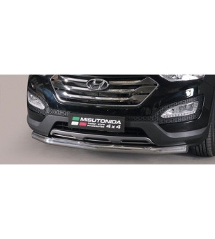 Hyundai Santa Fe 2012- Slash Bar - SLF/333/IX - Bullbar / Lightbar / Bumperbar - Unspecified