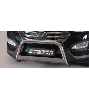 Hyundai Santa Fe 2012- Medium Bar EU - EC/MED/333/IX - Bullbar / Lightbar / Bumperbar - Unspecified
