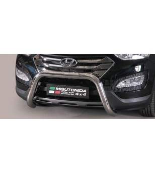 Hyundai Santa Fe 2012- Super Bar EU - EC/SB/333/IX - Bullbar / Lightbar / Bumperbar - Unspecified
