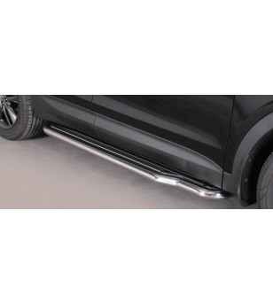 Hyundai Santa Fe 2012- Side Steps - P/333/IX - Sidebar / Sidestep - Unspecified