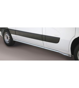 Opel Movano 2010- Sidebar Protection L2