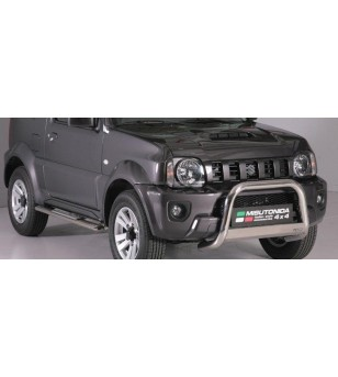 Suzuki Jimny 2012- Medium Bar EU - EC/MED/335/IX - Bullbar / Lightbar / Bumperbar - Unspecified