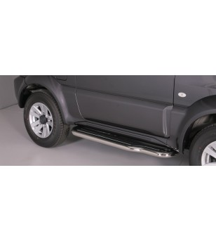 Suzuki Jimny 2012- Side Steps