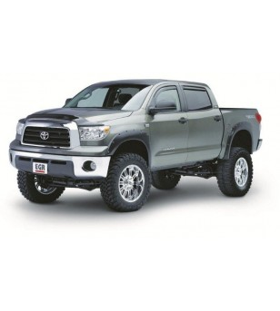 Toyota Tundra 2007- Bolt On Look Fender Flares 1 inch tire coverage