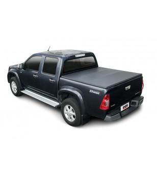 Isuzu D-Max 2008-2012 Single Cab Soft Tonneau Cover