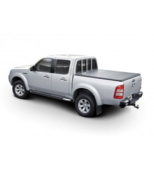 Ford Ranger 2009-2011 Extra Cab Soft Tonneau Cover - SFTC0009 - Tonneau Cover - Unspecified
