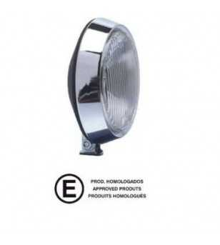 3201 Blank Chrome Mistlamp (SIM) - 3201-00000 - Lighting - SIM Classic