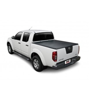 Nissan Navara 2010- Extra Cab Soft Tonneau Cover - SFTC0010 - Tonneau Cover - Unspecified
