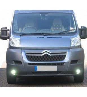 Citroën Jumper 2007- Day Time Running Light Kit Round - LR001 - Verlichting - Unspecified