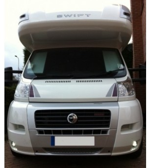 Fiat Ducato 2007- Day Time Running Light Kit Round - LV001 - Lighting - Unspecified - Verstralershop