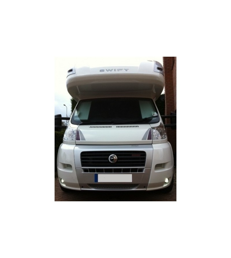 Fiat Ducato 2007- Day Time Running Light Kit Round - LV001 - Lighting - Verstralershop