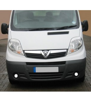 Renault Trafic 2002- Day Time Running Light Kit Round
