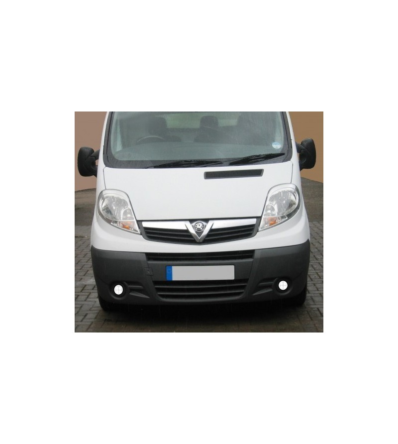 Renault Trafic 2002- Day Time Running Light Kit Round - LV005 - Lighting - Unspecified - Verstralershop
