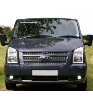 Ford Transit 2007+ Day Time Running Light Kit Round - LR003 - Lighting - Unspecified