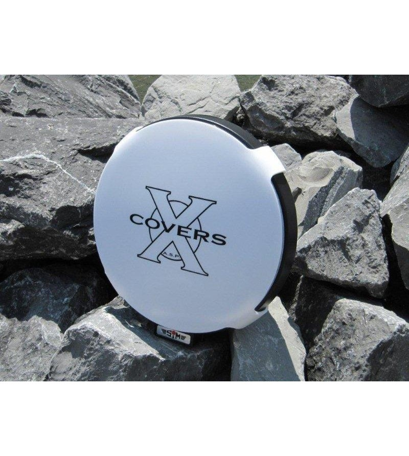 Comet FF550 Cover white w logo - WTHF550 - Other accessories - Verstralershop