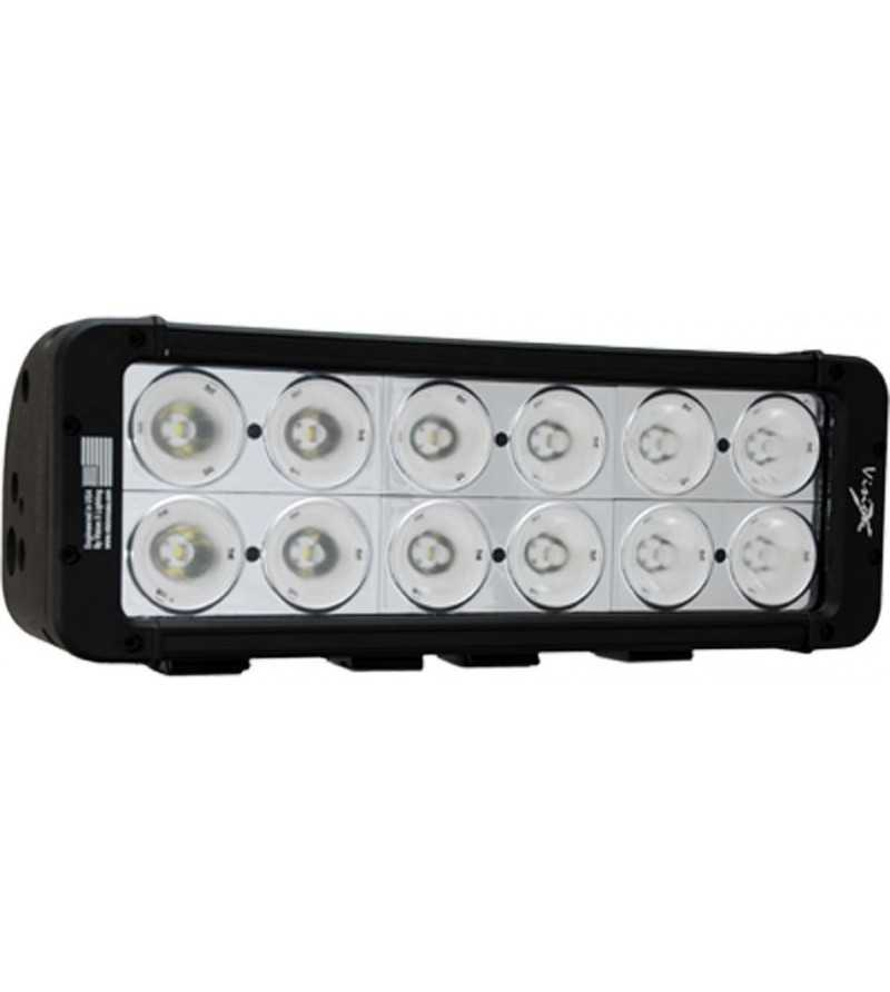 VisionX XIL-EP2.640W Evo Prime Double Stack Lightbar White