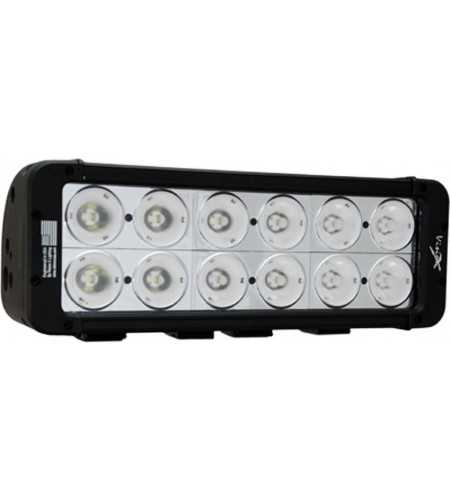 VisionX XIL-EP2.640W Evo Prime Double Stack Lightbar White - XIL-EP2.640Wold - Verlichting - Vision X Evo Prime