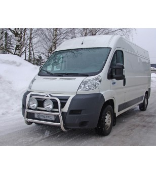 CITROEN JUMPER 07+ FRONTBAR A-BAR