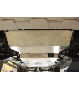 FORD RANGER 12+ SKID PLATES front pcs - 806980 - Other accessories - Metec Car/SUV