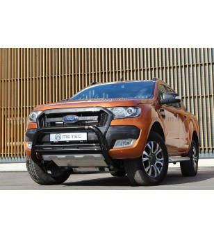 FORD RANGER 12+ EU EUROBAR BLACK pcs