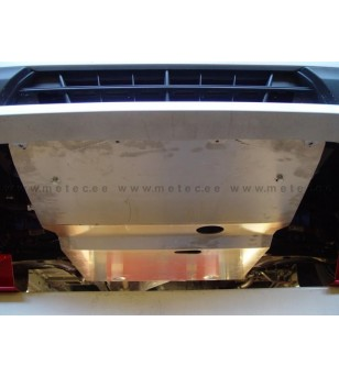 FORD TRANSIT CUSTOM 13+ SKID PLATES pcs - 807040 - Other accessories - Verstralershop