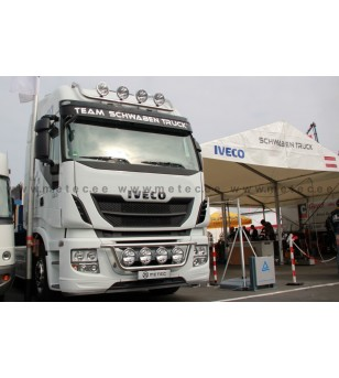 IVECO STRALIS 02+ ROOF LAMP HOLDER TOP - HI-WAY High roof