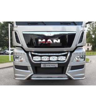 MAN TGX 07+ LAMP HOLDER FRONT TAILOR 2013+ 4x lamp fixings cable LED pcs - 854491 - Bullbar / Lightbar / Bumperbar - Metec Truck