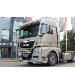 MAN TGX 07+ CITYGUARD middle part 2013+ LED pcs