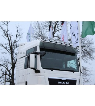 MAN TGX 07+ MAX ROOF LAMP HOLDER - XLX & XXL ROOF